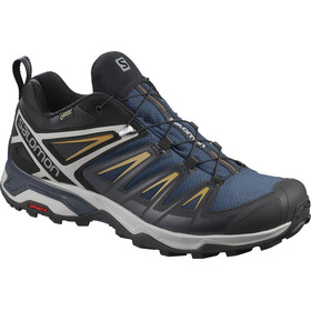 Salomon X Ultra 3 GTX Shoes Herren sargasso sea/dark sapphire/bistre